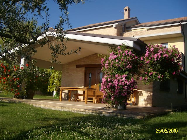 Flat for rent - Spoltore - Villa