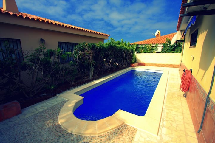 Nice Villa Callao Salvaje,CS/32
