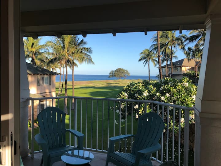 Ocean View Condo - Kai Lani at Ko Olina Resort