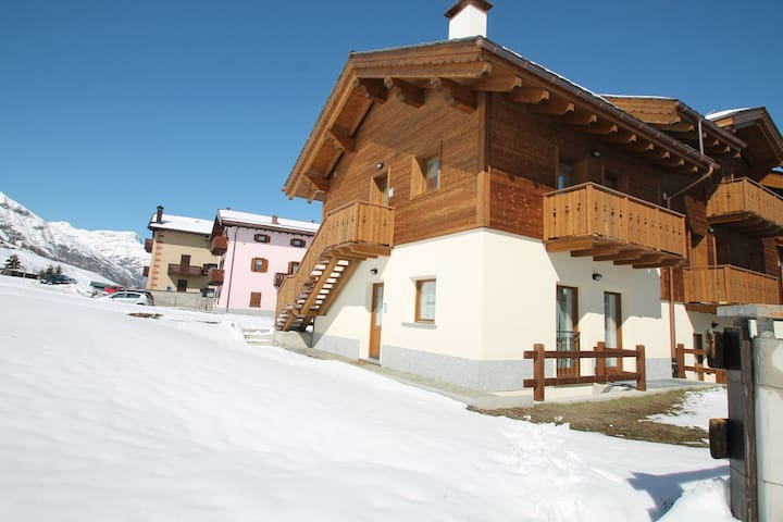 Serene Holiday Home in Livigno Italy near Ski Area