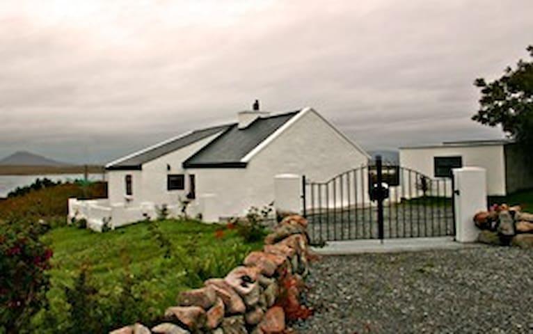 Cottage 134 Roundstone - Galway - Kabin