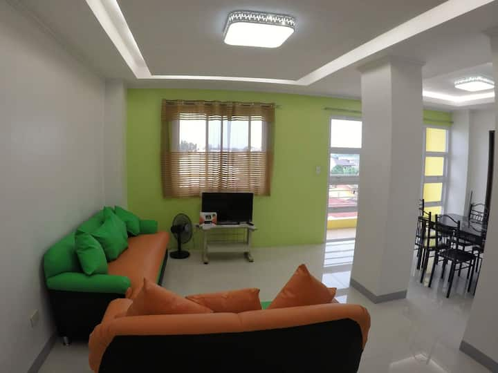 Penthouse Apartment flat in Dagupan City