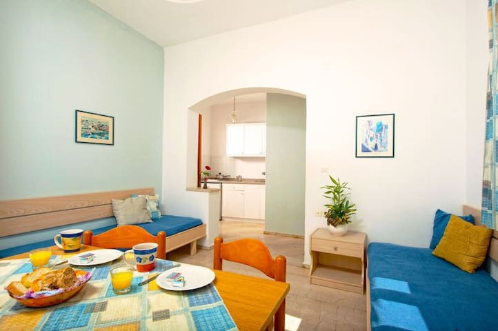Melissa Apartments - Studio x 2 - Malia