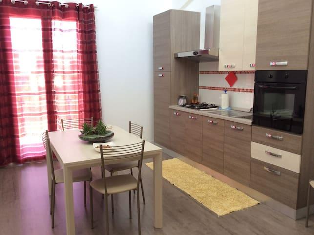CASA VACANZE ALESSANDRA - Cassibile - Apartamento