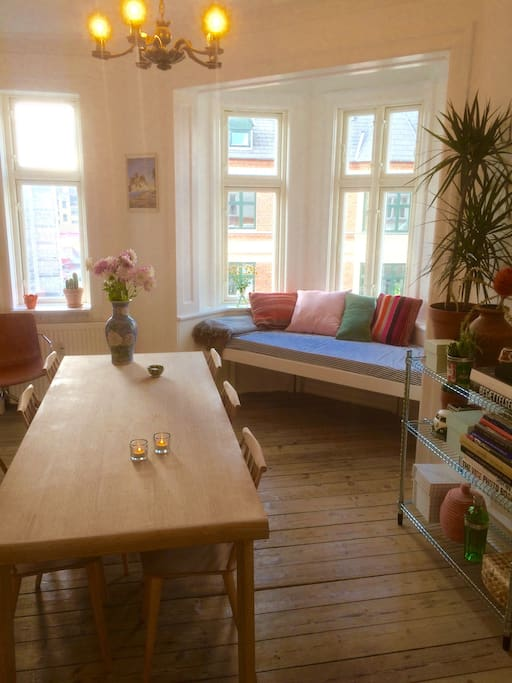 Dinning room/lounge