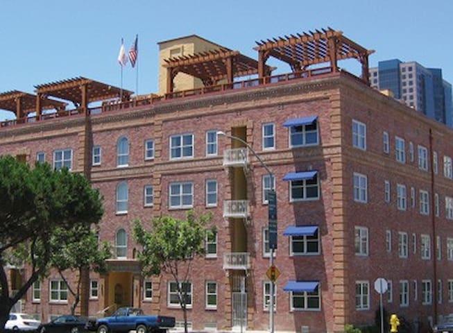 San Diego-Balboa Park,CA, 1 Bdrm #1 - San Diego - Wohnung