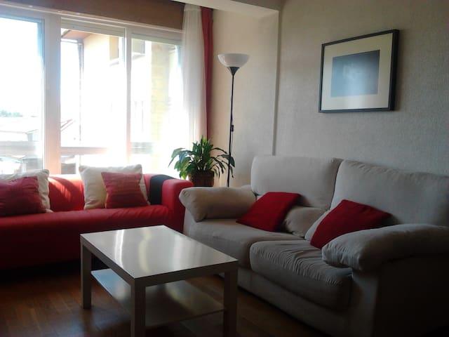 Apartamento con vistas a la ria  - Pontevedra - Apartmen