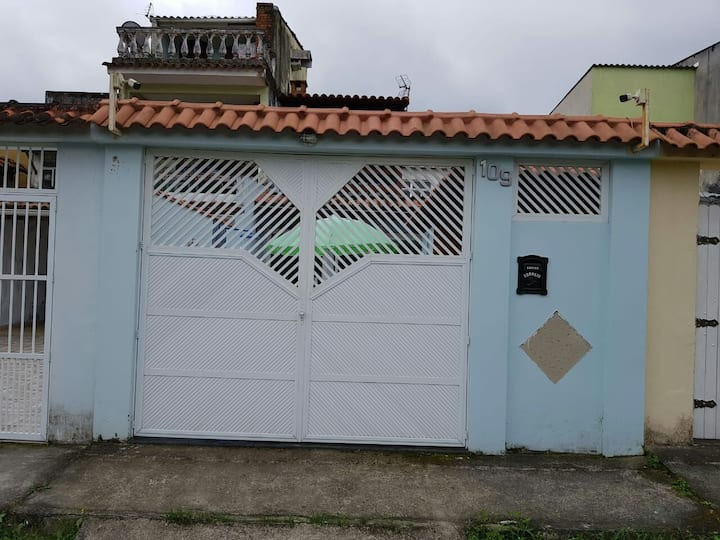 Casa perto praia da Verolme