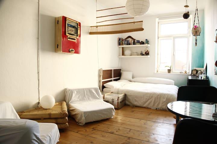 Zimmer für Wiesn-Personal - Mnichov - Byt