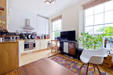 Charming and central one-bed flat