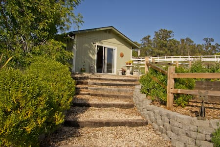 Private cottage close to beach and wineries - 大阿羅約(Arroyo Grande) - 獨棟