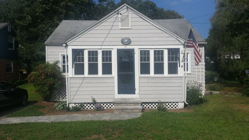 Old Lyme Beach Cottage - Old Lyme - Talo