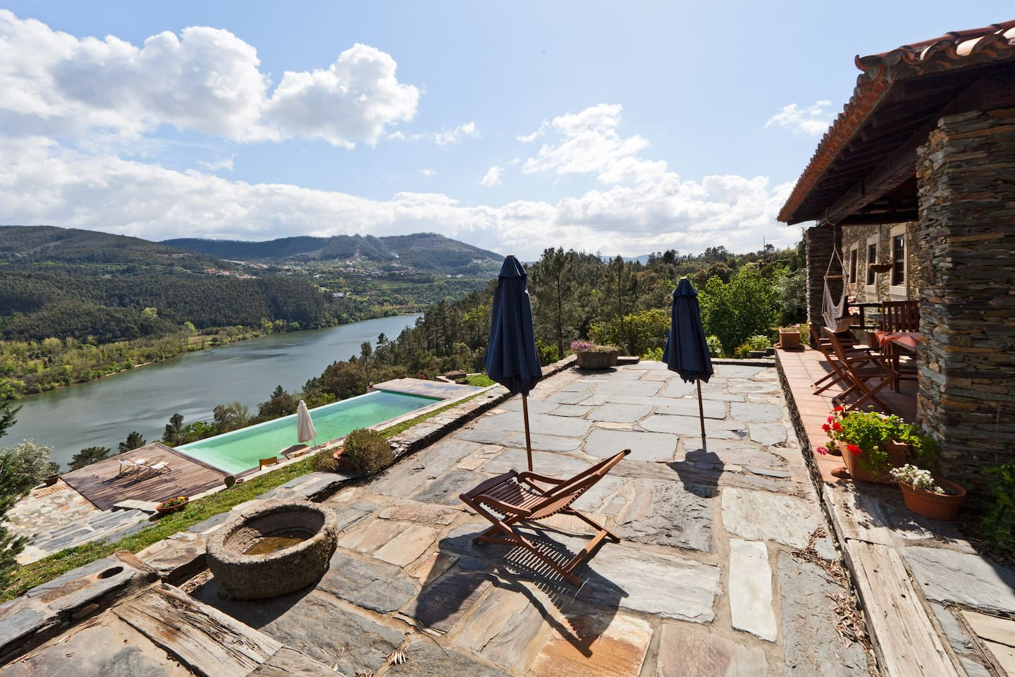 Douro Villa with swimming pool, Penafiel, Portugal