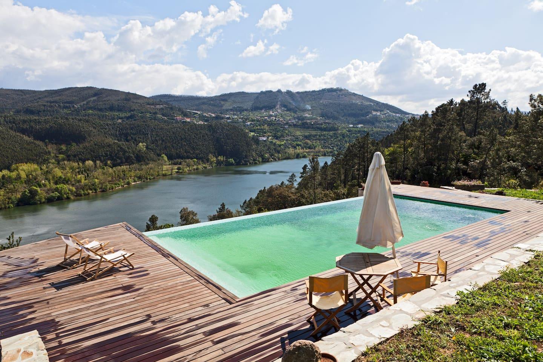 Douro Villa with swimming pool, Penafiel, Portugal