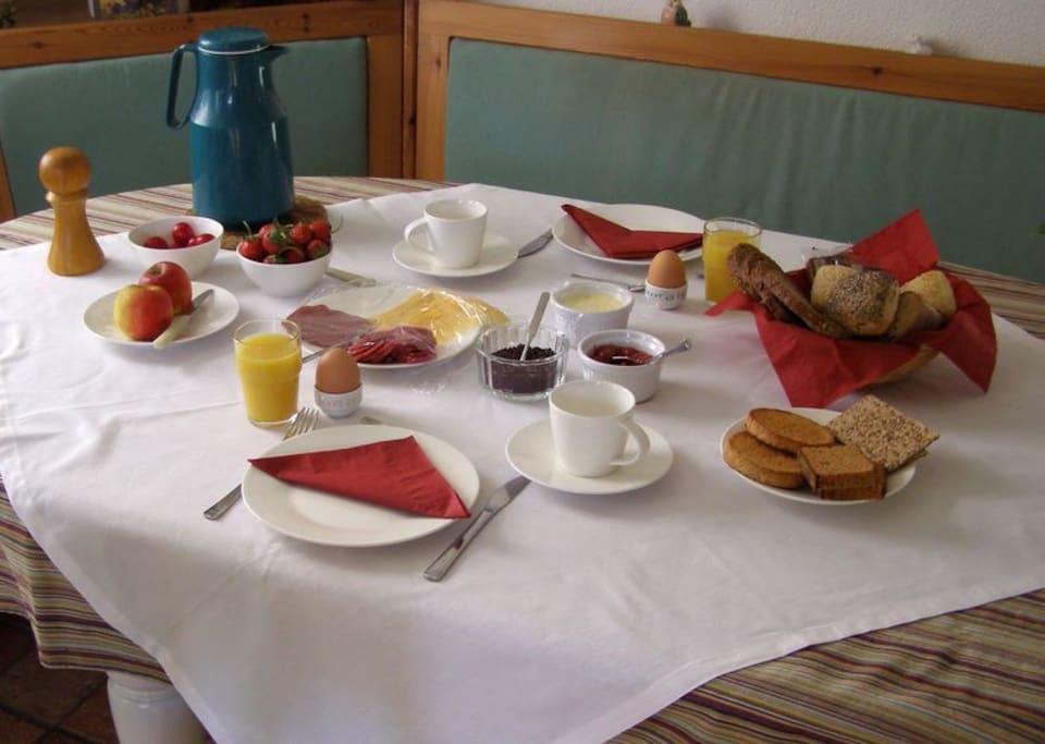 Extended breakfast