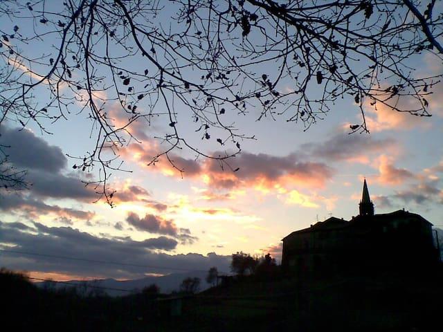 spettacolare vista  - Bagnone - Huoneisto