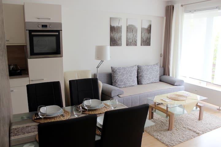 Ferienwohnung Mohnwiese Willingen - Willingen  - Appartement