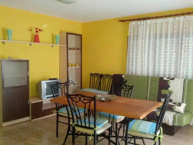 Apartamento Playa El Cargador.      - Alcocebre - Byt