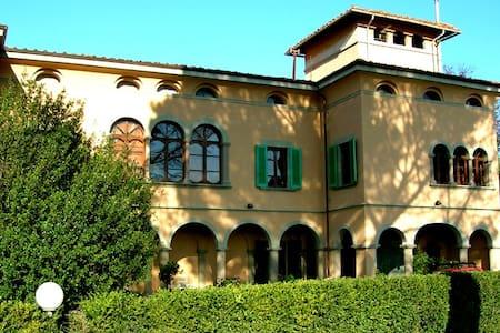 In the heart of Tuscany : Marzalla - Pescia
