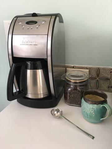 Kitchen, Coffee Maker
