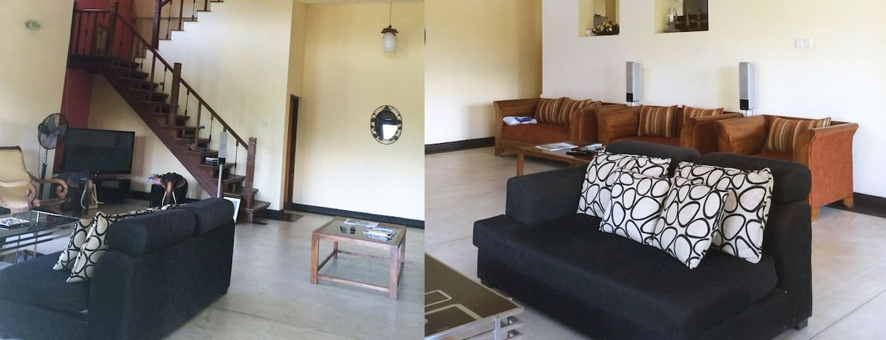 CeyBliss Shanthi Villa Homestay Kandy - Pallekele - Dom