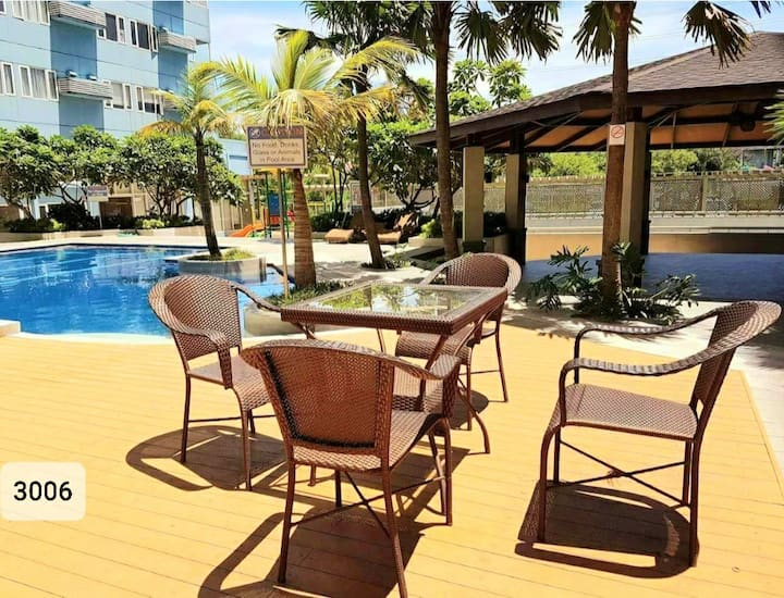Couple's Getaway/ 3006, Ridgewood Towers,Taguig