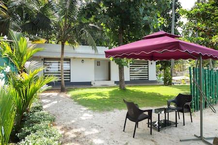 The Island Getaway - Perumpalam - Guesthouse