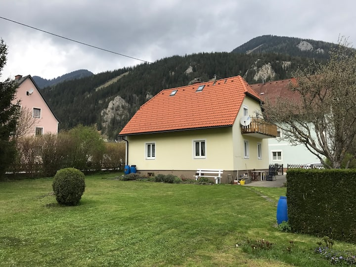 Haus in Kammern im Liesingtal