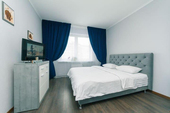 Уютные апартаменты 15 минут от метро Позняки