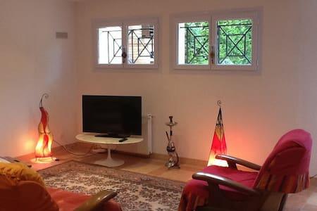 50m2BedroomLoungeGarden,ParisDisney - Bry-sur-Marne - Villa