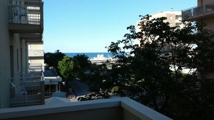 Appartamento a 50 metri dalla spiaggia