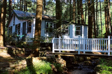 2-BDR Cottage in Pine Forest - Kabin