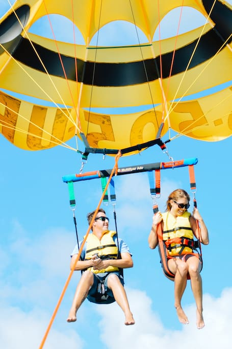 Best Parasailing Excursion Miami