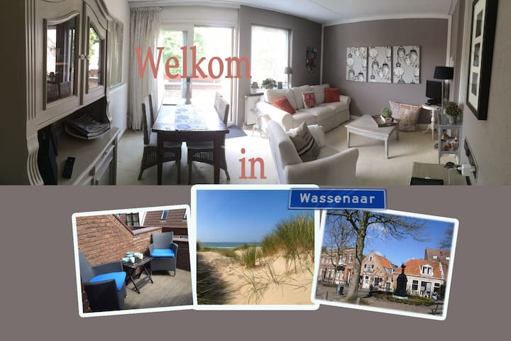 Enjoy in the heart of Wassenaar! - Wassenaar - Apartamento
