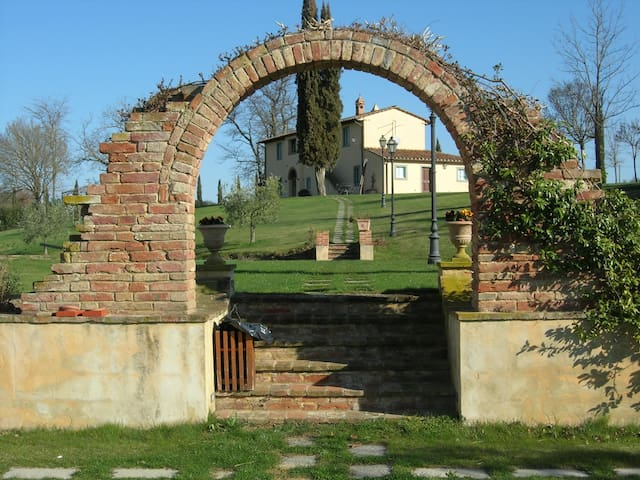 Tuscany Home at Acacie for 2 to 4 - Montepulciano - Leilighet