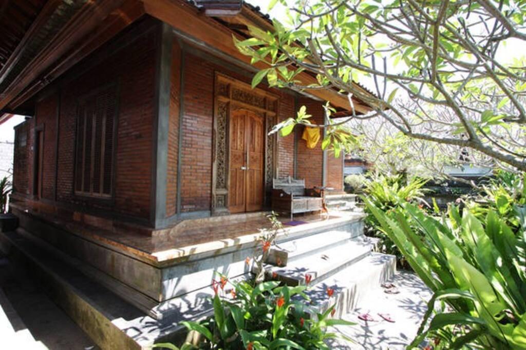 Villa Alas Arum 1 Balcony Spacious garden view