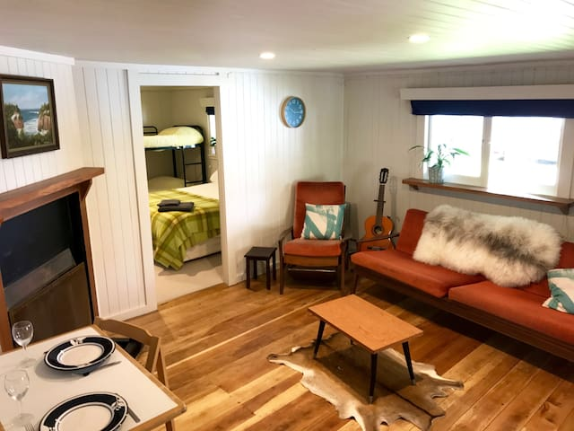 Bed by the Beach - Ohope - Daire
