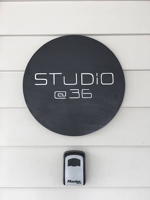 Studio @ 36  Close to the beach and to town!