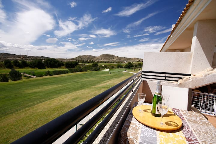 Firstline Apartment Golf Resort - Monforte del Cid - Huoneisto