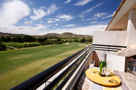 Firstline Apartment Golf Resort - Monforte del Cid