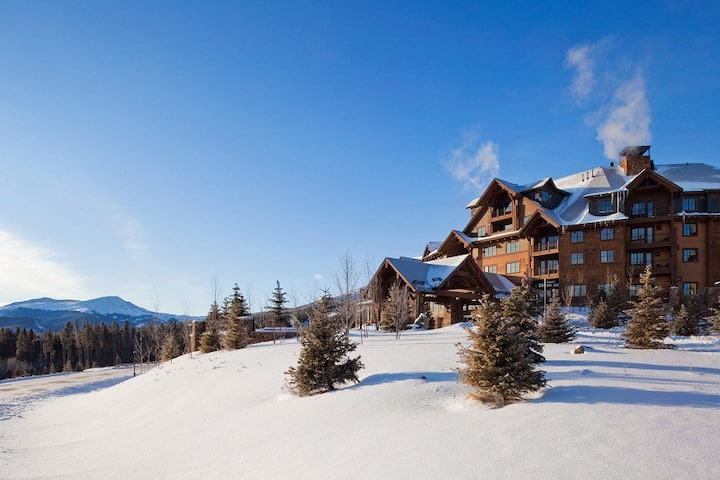 Christmas Week *Dream Ski Vacation*Master + Suite*