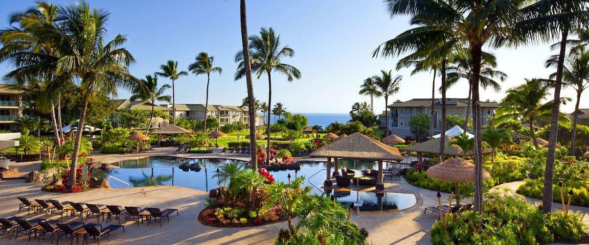 Princeville Ocean Resort Villas - S - Princeville, Kaua'i - วิลล่า