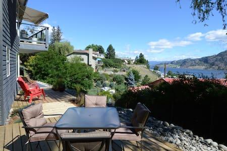 Lake view Guest House - Kaleden