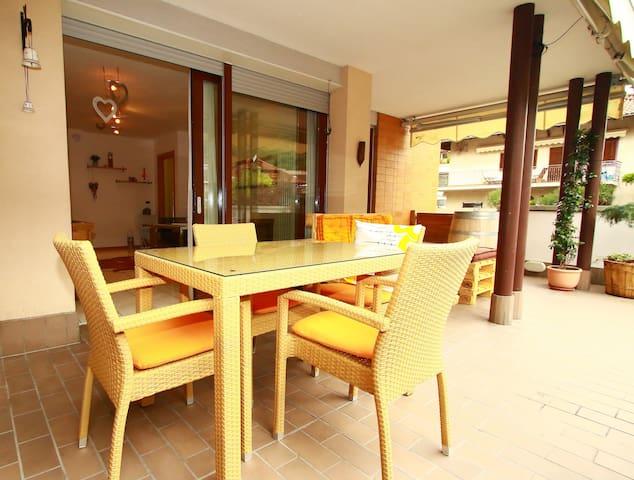 HOME 3 appartamento con terrazza