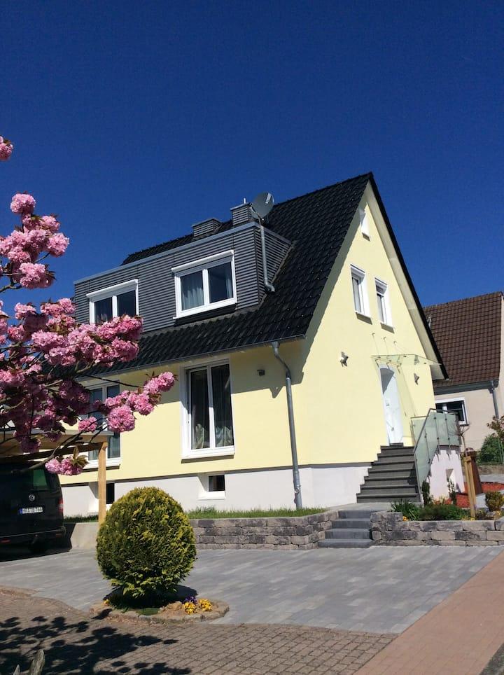 Ferienhaus****, komfortabel und modern in BorkenOT