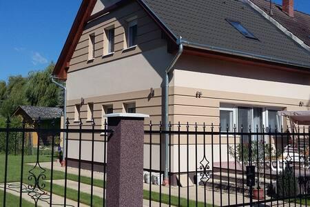 Ferienhaus Silbermöwe - Balatonfenyves