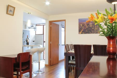 B&B in San Felipe-Modelia, of bedroom with parking - Bogotá