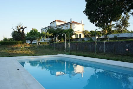 Quinta with view over the Tejo with New Pool
