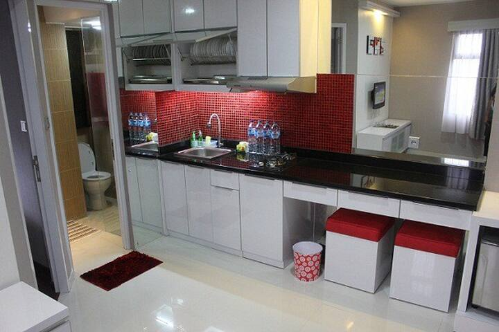 1 BR apartment in East Jakarta