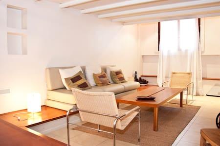 Modern apartment w/mezzanine Palerm
